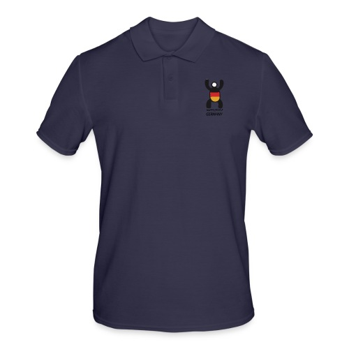 Happy People of Germany - Mannen poloshirt