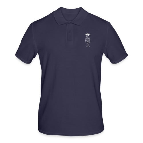 Joshstafari Man - Men's Polo Shirt