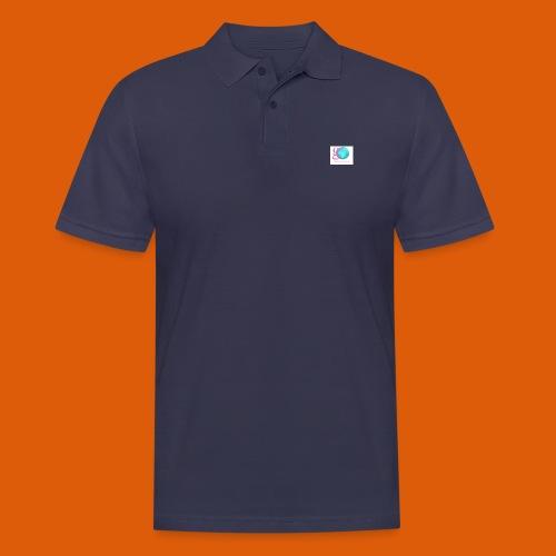 Logo_template_for_FAQ - Men's Polo Shirt