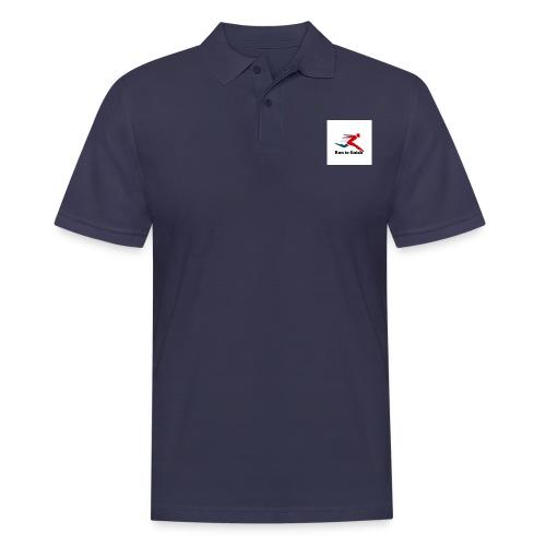 Run by Andrew Reid - Men's Polo Shirt