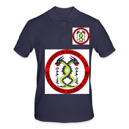 both logo gif - Men's Polo Shirt