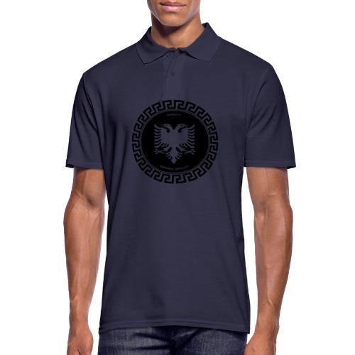 Patrioti Medusa - Männer Poloshirt