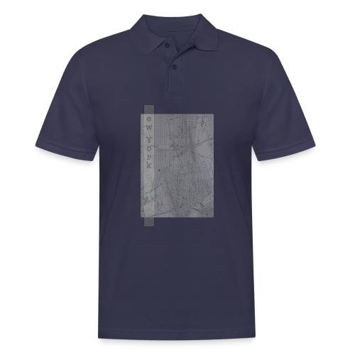 New York - Men's Polo Shirt