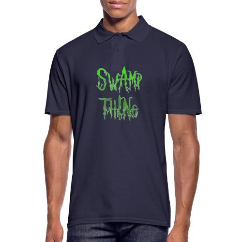 Swamp thing - Men's Polo Shirt