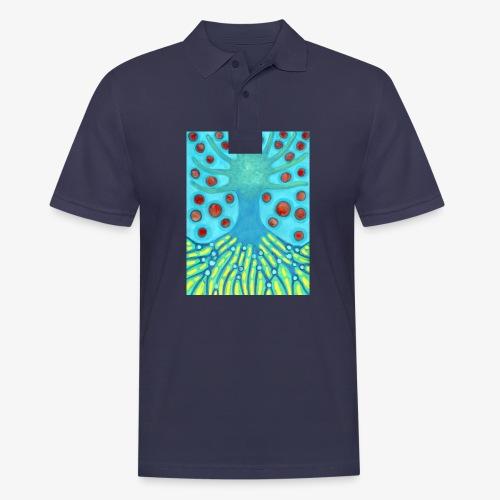 Drzewo I Planety - Koszulka polo męska