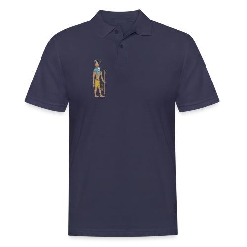 Horus I altägyptische Gottheit - Männer Poloshirt