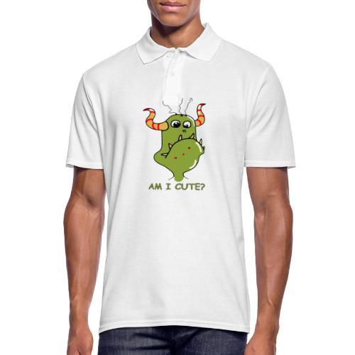 Cute monster - Men's Polo Shirt
