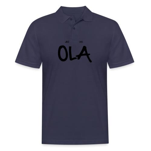 Jeg heter ikke Ola (fra Det norske plagg) - Poloskjorte for menn