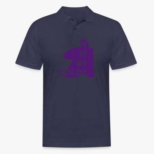 That is my Color - Poloskjorte for menn