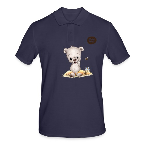 Noah der kleine Bär - Männer Poloshirt