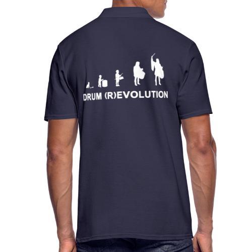 drum (r)evolution - Polo da uomo