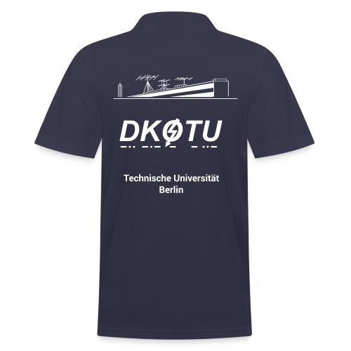 DK0TU Template Test 1 - Männer Poloshirt