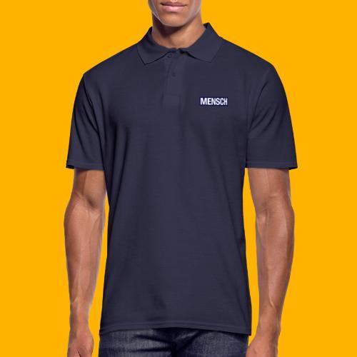 menschblock - Men's Polo Shirt