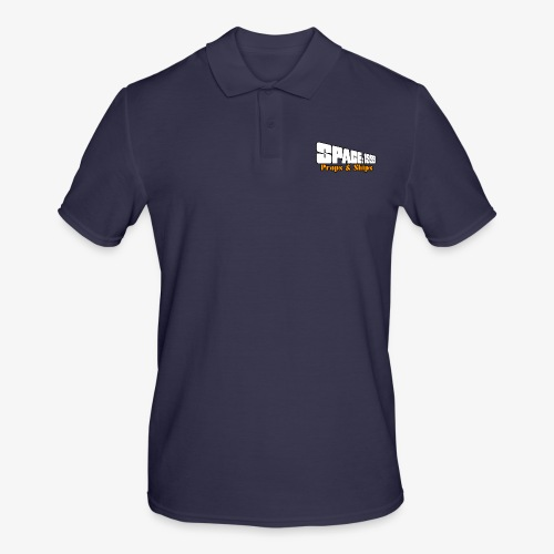 Space 1999 Props and Ships 2 Sided Group Member - Men's Polo Shirt