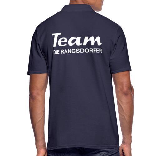 DIE RANGSDORFER - TEAM - Männer Poloshirt
