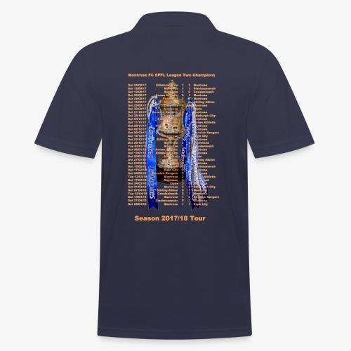 Montrose League Cup Tour - Men's Polo Shirt