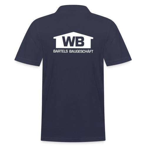 versuchnr1tshirt - Männer Poloshirt