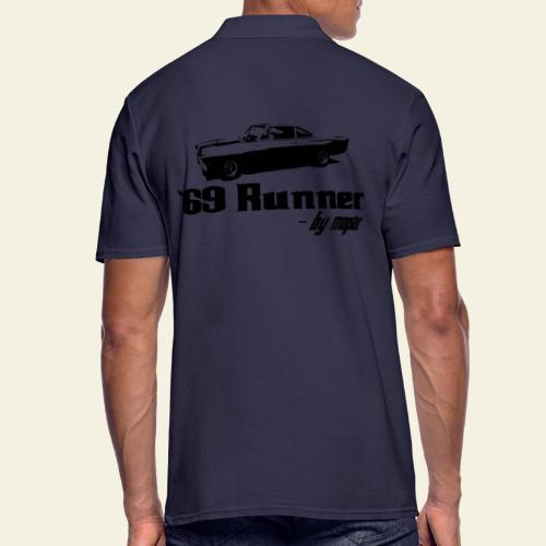 roadrunner 69 - Herre poloshirt