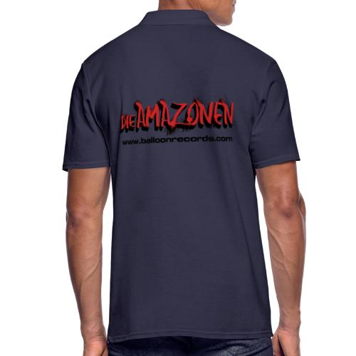 Die Amazonen - Männer Poloshirt