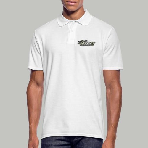 DOC-WALT-3TIMEZ / Logo 7 & Classic & Camouflage - Männer Poloshirt