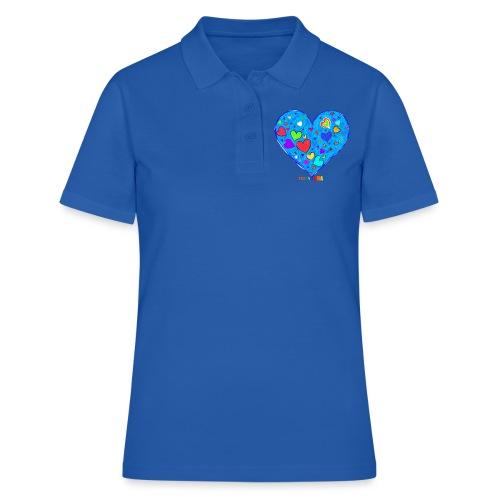 HerzensOma - Frauen Polo Shirt