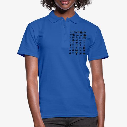 Where should I go now? - Frauen Polo Shirt