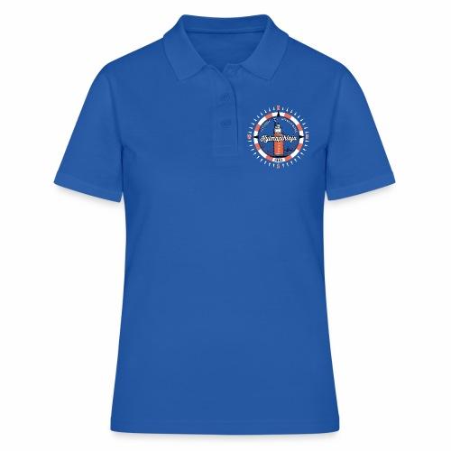 Finnish Lighthouse KYLMÄPIHLAJA Textiles, and Gift - Women's Polo Shirt