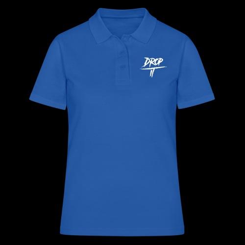 OFFICIAL ''DROP IT'' LOGO HAT - Women's Polo Shirt