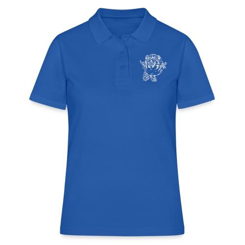 Puff the Blowfish - Women's Polo Shirt