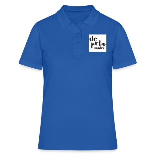 DeP#taMadre - Camiseta polo mujer