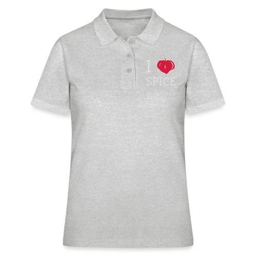 i_love_spice-eps - Naisten pikeepaita
