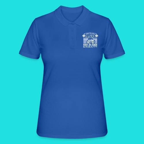 Lanz-Bulldog kurz - Frauen Polo Shirt