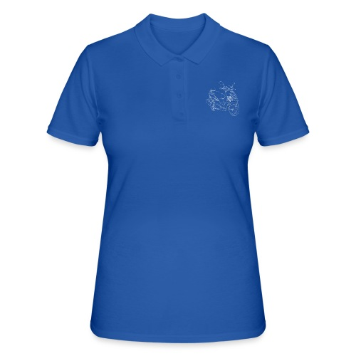 snm daelim othello sport outline w png - Frauen Polo Shirt