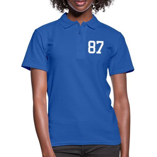 87 LEBIS Jan - Frauen Polo Shirt