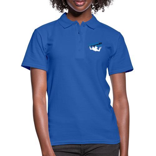 skydiving - Koszulka polo damska