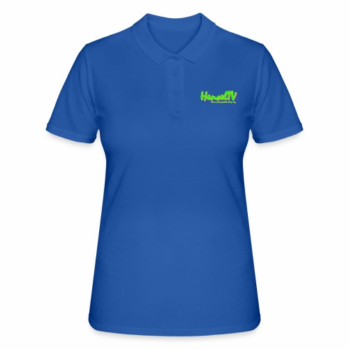 HencelTV - Women's Polo Shirt