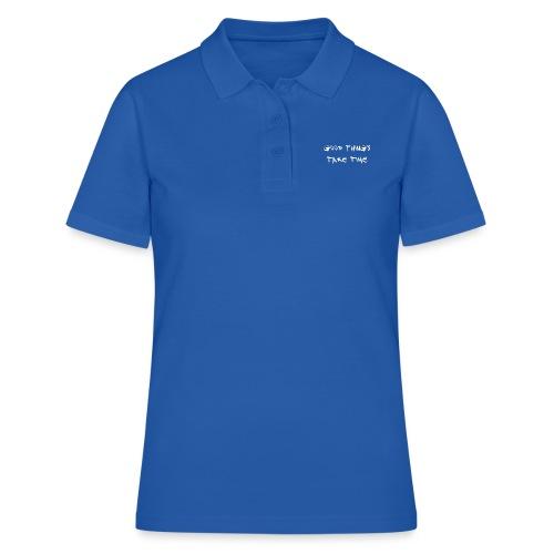 QUOTES - Women's Polo Shirt