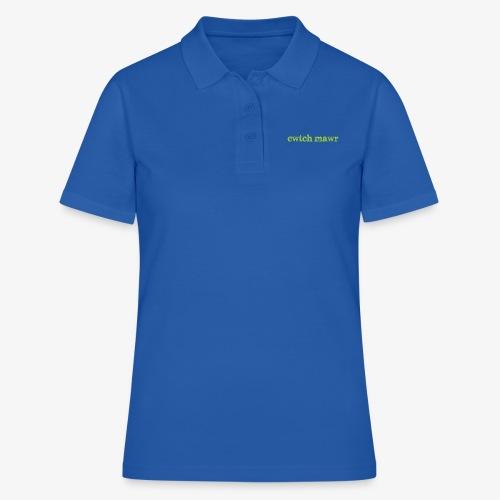 cwtchmawr1 - Women's Polo Shirt