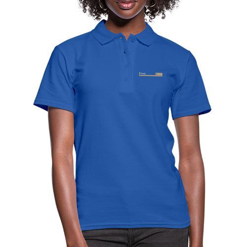 Energía 100% - Camiseta polo mujer