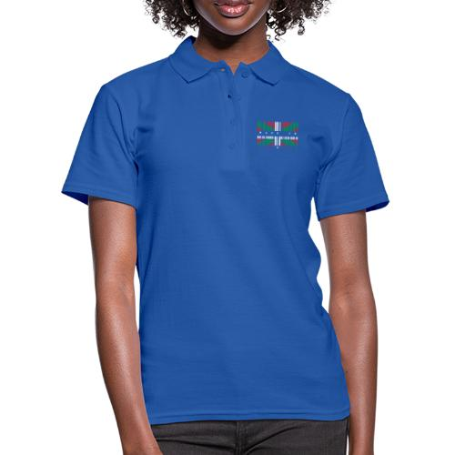 Made in Euskadi Color Clean - Camiseta polo mujer