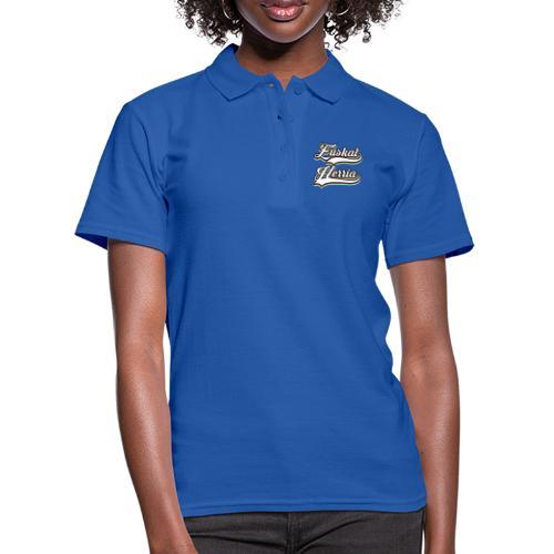 Euskal Herria - Camiseta polo mujer