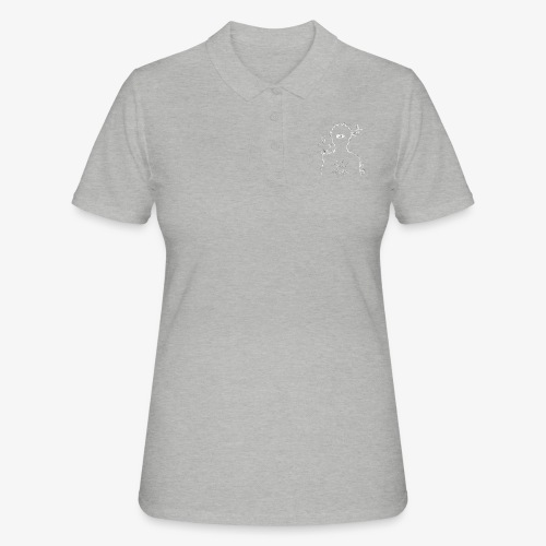 9 Tails Seal - Women's Polo Shirt