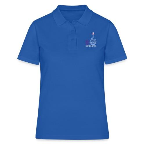 Zukunft gestalten - Frauen Polo Shirt