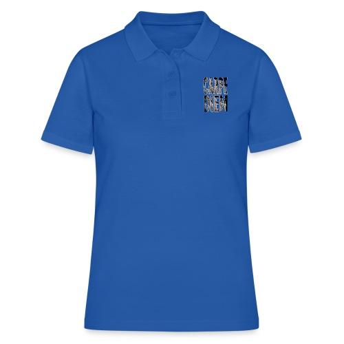 VIVE EL MOMENTO MERKOS - Camiseta polo mujer