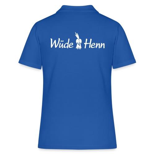 Wüde Henn - Frauen Polo Shirt