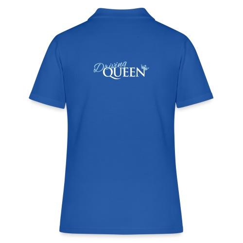 Driving Queen - Frauen Polo Shirt