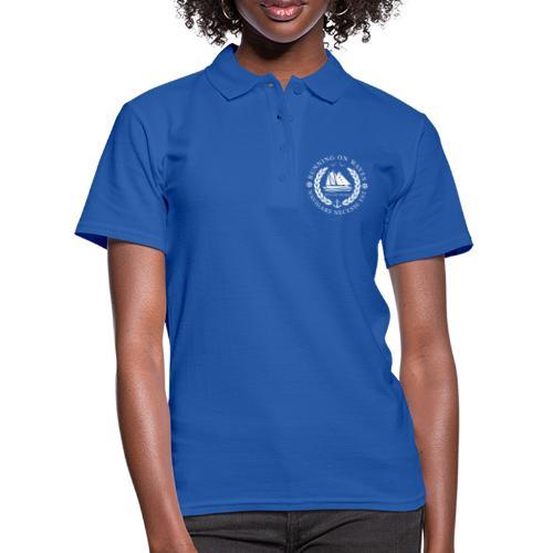RUNNING ON WAVES - Women's Polo Shirt