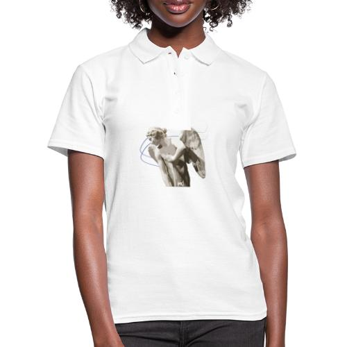 Angelo custode 1. Oggetti con arte. - Women's Polo Shirt