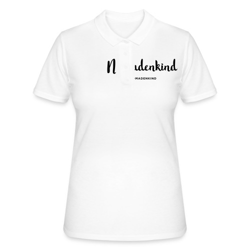 Nomadenkind by Solonomade - Frauen Polo Shirt