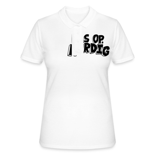 08 zeefdruk - Women's Polo Shirt